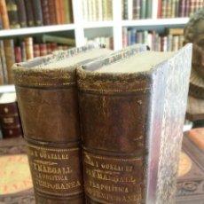 Libros antiguos: 1886 - ENRIQUE VERA Y GONZÁLEZ - PI Y MARGALL Y LA POLÍTICA CONTEMPORÁNEA - 2 TOMOS. Lote 268312664