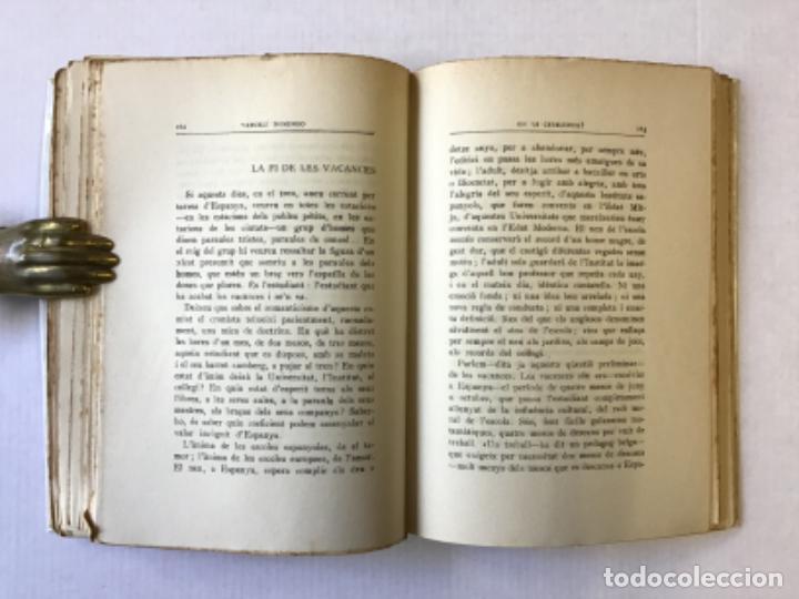 Libros antiguos: ON VA CATALUNYA? - DOMINGO, Marcelí. - Foto 4 - 123182424