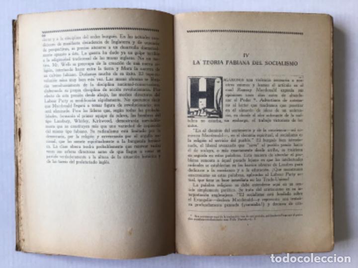 Libros antiguos: ¿ADONDE VA INGLATERRA? EUROPA Y AMERICA. - TROTSKY, Leon. - Foto 3 - 123254130
