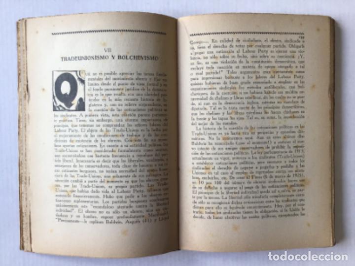 Libros antiguos: ¿ADONDE VA INGLATERRA? EUROPA Y AMERICA. - TROTSKY, Leon. - Foto 4 - 123254130