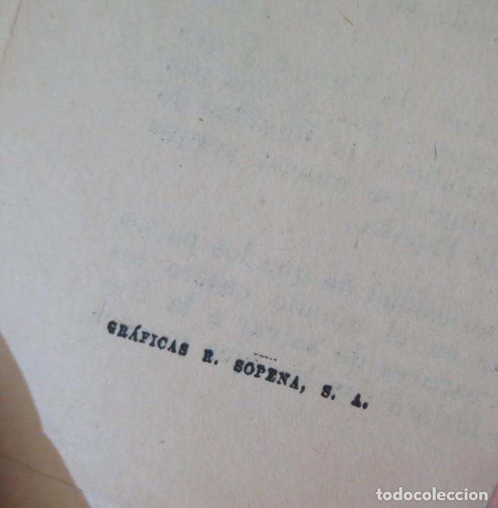 Libros antiguos: HABLA EL CAUDILLO. EDITORA NACIONAL. SOPENA - Foto 2 - 276391343