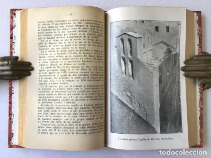 Libros antiguos: LA SEMANA TRÁGICA. Relato de la sedición é incendios en Barcelona y Cataluña. - RIERA, Augusto. - Foto 4 - 123237486