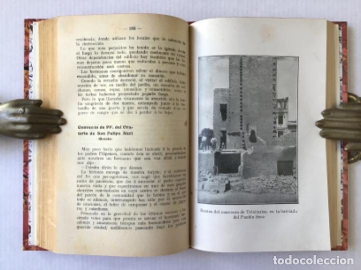 Libros antiguos: LA SEMANA TRÁGICA. Relato de la sedición é incendios en Barcelona y Cataluña. - RIERA, Augusto. - Foto 5 - 123237486