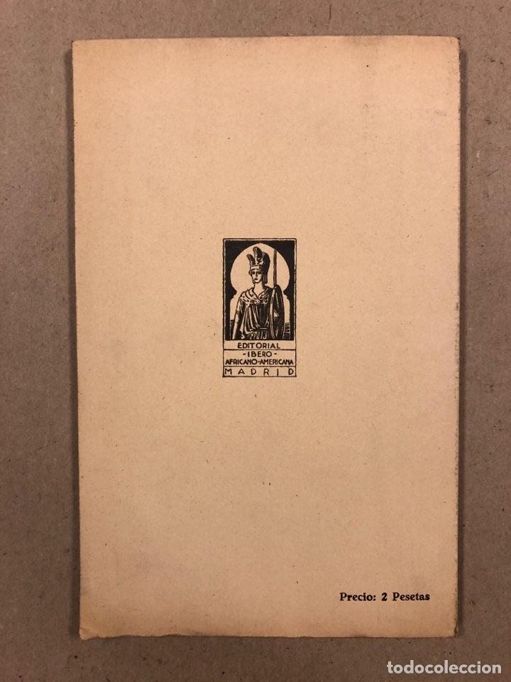 Libros antiguos: TÁNGER HA DE SER ESPAÑOL. LA OPINIÓN DE ESPAÑA. EDITORIAL IBERO AFRICANO AMERICANA. - Foto 6 - 283026393