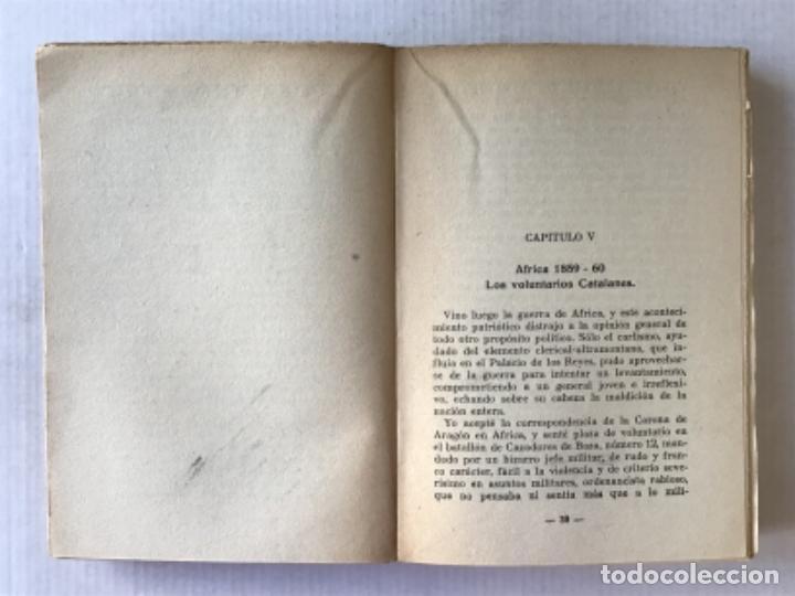 Libros antiguos: CINCUENTA AÑOS DE CONSPIRADOR. Memorias político-revolucionarias. 1853-1903. - RISPA PERPIÑÁ, Franci - Foto 3 - 123237774
