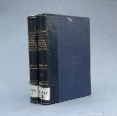 Libri antichi: DISCURSOS PARLAMENTARIOS Y POLITICOS EN LA RESTAURACION - OBRAS DE EMILIO CASTELAR. Lote 289418403