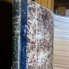 Libros antiguos: PSICOLOGÍA, LÓGICA Y ÉTICA. AÑO 1880. Lote 26524396