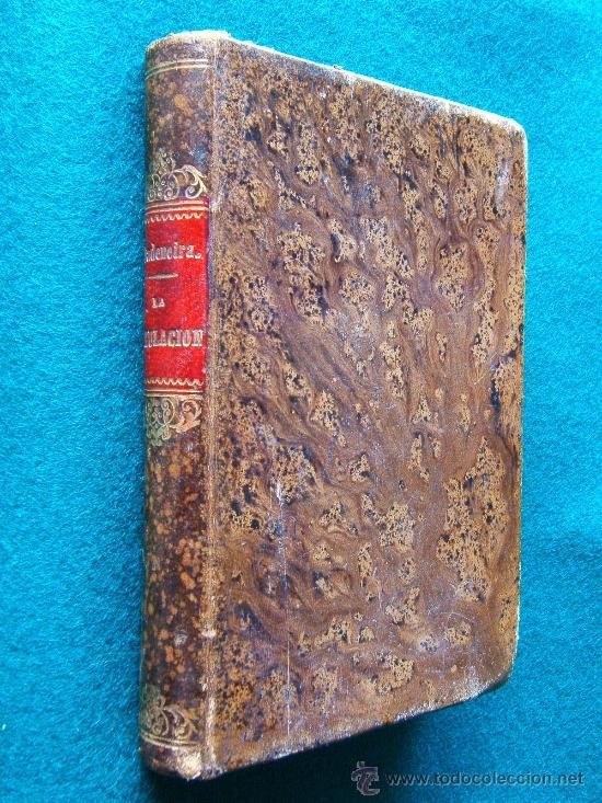 TRATADO DE LA TRIBULACION, REPARTIDO EN DOS LIBROS-PEDRO DE RIBADENEIRA-1831-1ª EDICION SIGLO XIX. (Libros Antiguos, Raros y Curiosos - Pensamiento - Psicología)