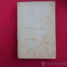 Libros antiguos: LIBRO LA LOGICA EN EL NIÑO FEDERICO QUEYRAT 1929 ED. DANIEL JORRO L-2044. Lote 33714508