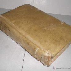 Libros antiguos: FUERZA DE LA HUMANA FANTASIA. LUIS ANTONIO MURATORI. 1777. ENCUADERNACION EN PERGAMINO.. Lote 39845447