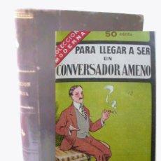 Libros antiguos: COLECCIÓN MODERNA. AAVV. Lote 43957935