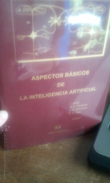 ASPECTOS BÁSICOS DE LA INTELIGENCIA ARTIFICIAL - VV. AA VV. AA ED. SANZ Y TORRES (Libros Antiguos, Raros y Curiosos - Pensamiento - Psicología)
