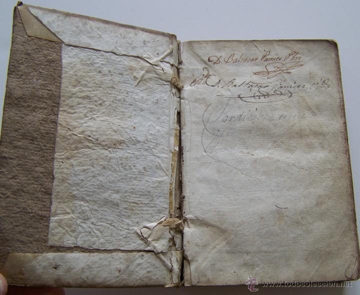 Libros antiguos: Barcelona Circa 1820 LOGICA Y ARTE DE BIEN HABLAR Por JOSEF PABLO BALLOT Barcelona - Foto 4 - 44900021