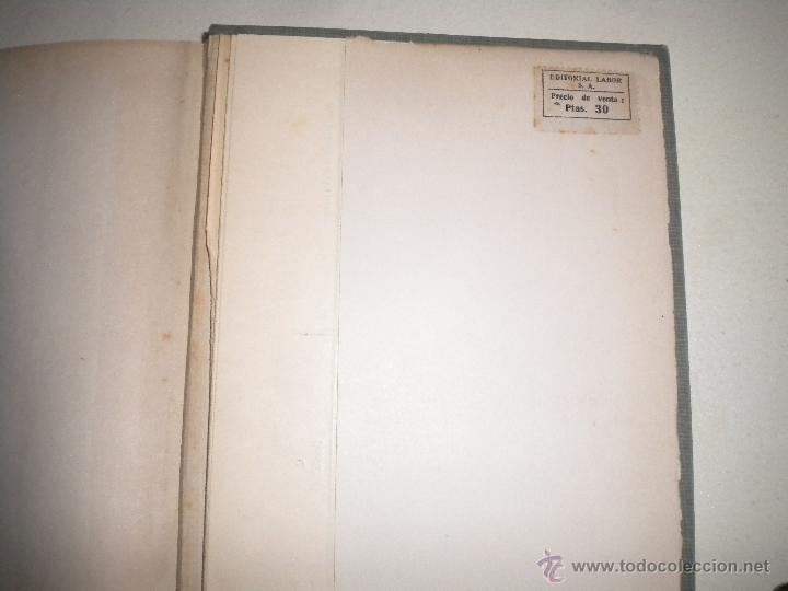 Libros antiguos: TESTS PARA LA PRIMERA INFANCIA - EDITORIAL LABOR 1.934 - Foto 4 - 47207062