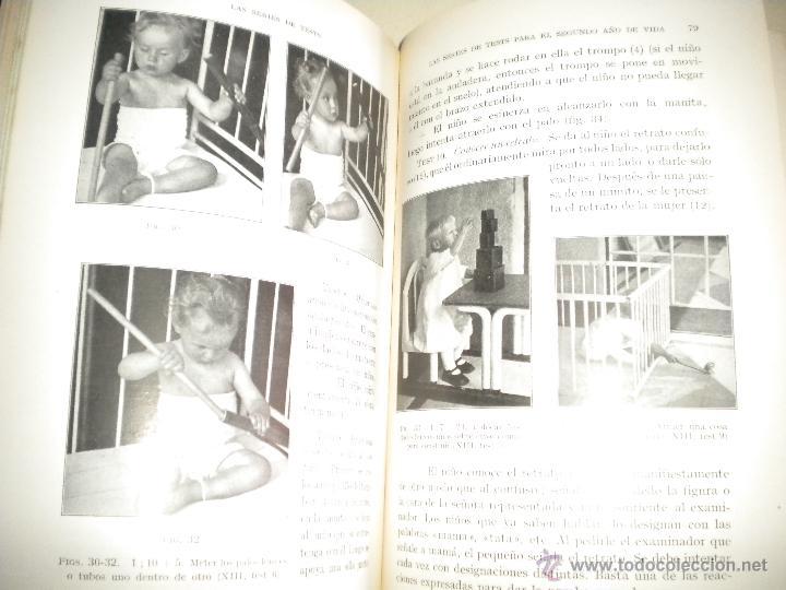 Libros antiguos: TESTS PARA LA PRIMERA INFANCIA - EDITORIAL LABOR 1.934 - Foto 7 - 47207062