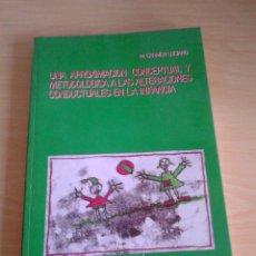 Libros antiguos: ALTERACIONES CONDUCTUALES EN LA INFANCIA. Lote 57436644
