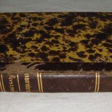 Libros antiguos: PSICOLOGIA POR DON MANUEL ORTI Y LARA , CATEDRATICO DE METAFISICA. MADRID - 1876. Lote 62285700