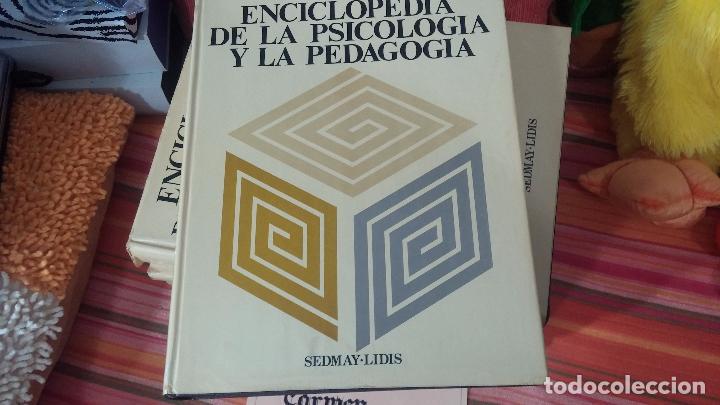 Libros antiguos: Enciclopedia de la Psicologia y pedagogia - Foto 2 - 82141120