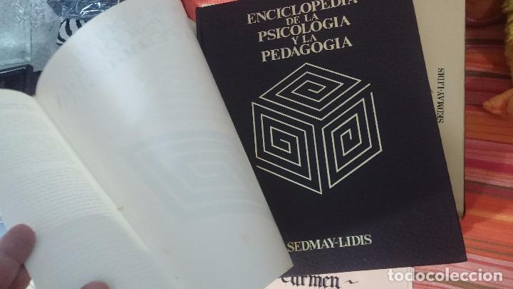 Libros antiguos: Enciclopedia de la Psicologia y pedagogia - Foto 3 - 82141120