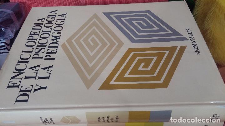 Libros antiguos: Enciclopedia de la Psicologia y pedagogia - Foto 11 - 82141120