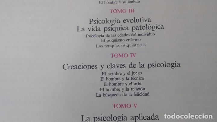 Libros antiguos: Enciclopedia de la Psicologia y pedagogia - Foto 30 - 82141120