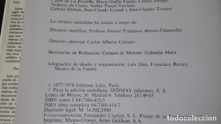 Libros antiguos: Enciclopedia de la Psicologia y pedagogia - Foto 34 - 82141120