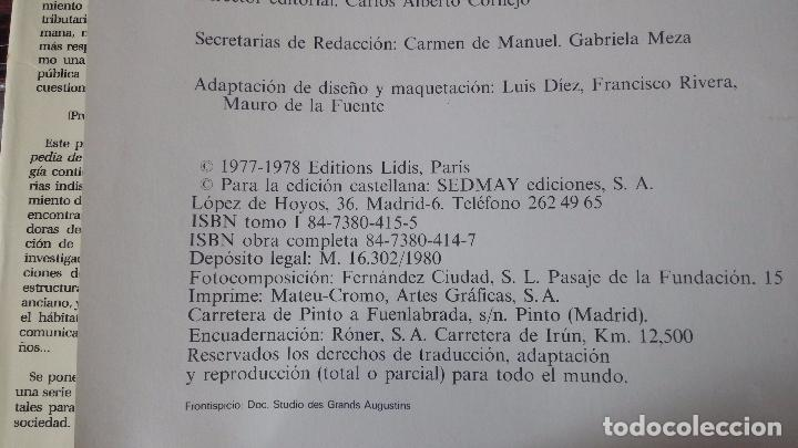 Libros antiguos: Enciclopedia de la Psicologia y pedagogia - Foto 35 - 82141120