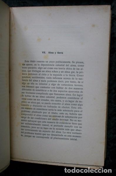 Libros antiguos: LA PSIQUE Y SUS PROBLEMAS ACTUALES - C. G. JUNG - Foto 3 - 85103796