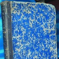 Libros antiguos: PSICOLOGIA, J.M. ORTI Y LARA 1887, 307 PG.. Lote 90640710