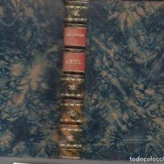 Libros antiguos: AMIEL UN ESTUDIO SOBRE LA TIMIDEZ GREGORIO MARAÑON ESPASA CALPE 1932 ENCUADERNACIÓN DE AUTOR. Lote 102804303