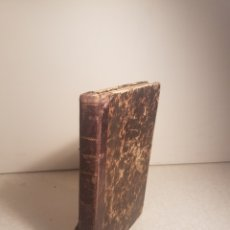 Libros antiguos: ELEMENTOS DE ANTROPOLOGÍA PSICOLÓGICA. D ROMUALDO ÁLVAREZ ESPINO. 1873. Lote 112650699