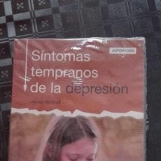 Libros antiguos: SINTOMAS TEMPRANOS DE LA DEPRESION. Lote 112802551
