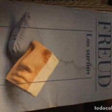 Libros antiguos: LIBRO SIGMUND FREUD DE BOLSILLO. 1966. Lote 112983819