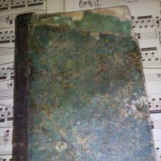 Libros antiguos: PSICOLOGIA POR DON JUAN MANUEL ORTI Y LARA CUARTA EDICION 1868. Lote 115099575