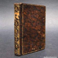 Libros antiguos: 1780 CARACTERES Ó SEÑALES DE LA AMISTAD - ALCAÑIZ - TERUEL - MARIANO NIPHO. Lote 118596723