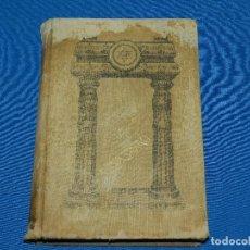 Libros antiguos: (MF) C W LEADBEATER , TRADUCIDO JOSE GRANES - VISLUMBRES DE OCULTISMO , BIBLIOTECA ORIENTALISTA 1904. Lote 121843387