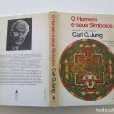 Libros antiguos: O HOMEM E SEUS SÍMBOLOS. RM86487. Lote 121939647