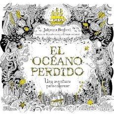 Libros antiguos: EL OCÉANO PERDIDO. - BASFORD, JOHANNA.. Lote 128843760