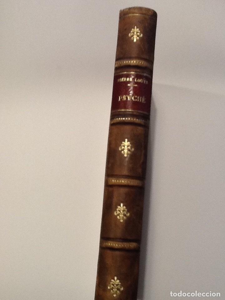PSYCHE - PIERRE LOUYS - 1927 (Libros Antiguos, Raros y Curiosos - Pensamiento - Psicología)