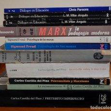 Libros antiguos: LOTE DE 10 LIBROS DE PSICOLOGÍA Y 1 DE PEDAGOGÍA.. Lote 137659110