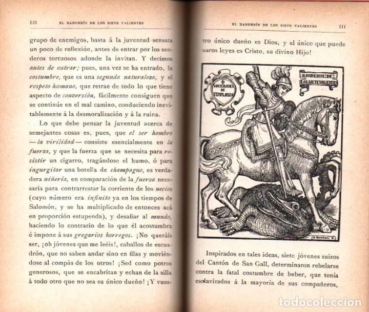 Libros antiguos: RUIZ AMADO : EL SECRETO DEL ÉXITO (MARIN, 1912) - Foto 2 - 142985078