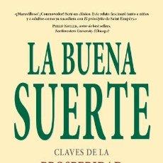 Libros antiguos: LA BUENA SUERTE. - ROVIRA CELMA, ALEX/TRIAS DE BES, FERNANDO.. Lote 146823892