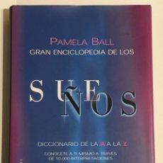 Libros antiguos: INTERPRETACIÓN DE LOS SUEÑOS. Lote 149748398