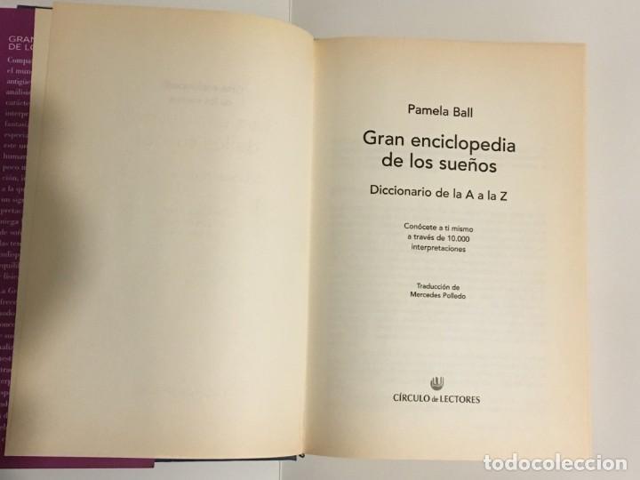 Libros antiguos: Interpretación de los sueños - Foto 2 - 149748398