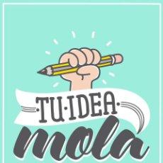 Libros antiguos: TU IDEA MOLA. - MR. WONDERFUL.. Lote 156806346