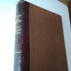 Libros antiguos: LOS ORÍGENES DE LA PSICOLOGÍA CONTEMPORÁNEA - D.MERCIER. SÁENZ DE JUBERA, 1ª EDICIÓN 1.901.. Lote 158972238
