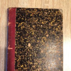 Libros antiguos: ELEMENTOS DE PSICOLOGIA, LOGICA Y ETICA. BARTOLOME BEATO. MADRID, 1884.. Lote 166724422