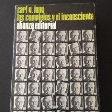 Libros antiguos: LOS COMPLEJOS Y EL INCONSCIENTE, C.G. JUNG. Lote 166789386