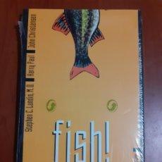 Libros antiguos: FISH. STHEPHEN C. LUNDIN,HARRY PAUL,JOHN CHRISTENSEN.. Lote 172658739