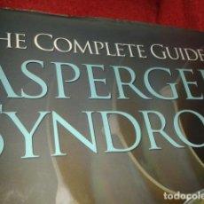 Libros antiguos: ASPERGER´S SYNDROME ASPERGER. Lote 183498871
